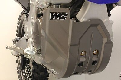 Works Connection Titan Skid Plate for Yamaha YZ250F 2014-2018
