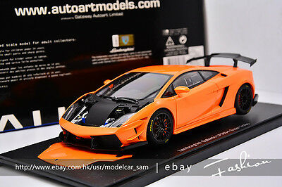 Autoart 1 18 Lamborghini Gallardo Lp560 4 Orange 230 00 Picclick