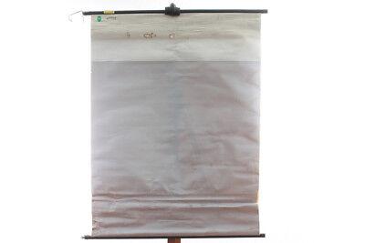 Alte Anatomie Lehrtafel Haut Wandkarte Rollkarte Unterricht