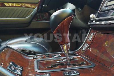 MERCEDES BENZ AUTOMATIC Shift Knob Mercedes A C E G S ML SL SLK CL CLK Star Logo