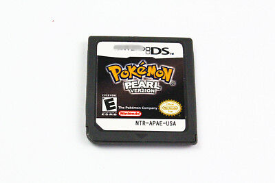 Nintendo Pokemon Platinum/Diamond/Pearl version game card for 3DS NDSI DSI DS US 3
