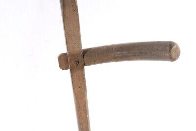 alte Sense Bauer old vintage Werkzeug Deko 6