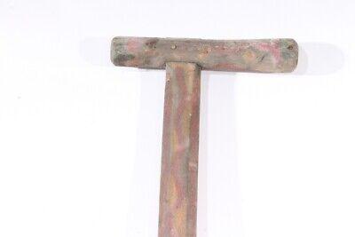 alter Griff Stil Sense Bauer old vintage Werkzeug Deko 2