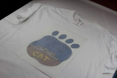 PPD A4 T Shirt Transfer Paper X 10 Sheets Only £6.14 Free P&P 8