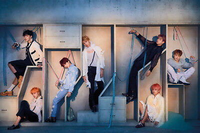 BTS[Love yourself結'Answer']4th Album Random CD+Poster+etc+PreOrder+Gift Sealed