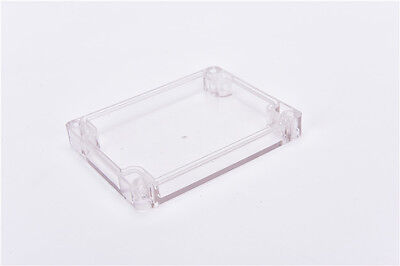 Waterproof 115*90*55MM Clear Cover Plastic Electronic Project Box Enclosure SG 7