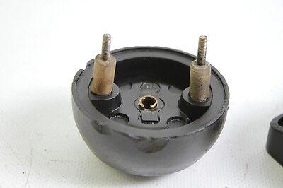 1 Stück alter Drehschalter Bakelit Aufputz Lichtschalter Schalter 1 Abgang