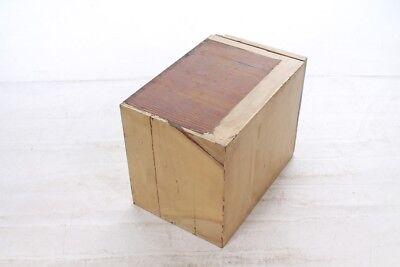 schöner alter Wandschrank Holz Holzschrank old vintage schrank 6
