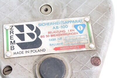 Fall Protection Fall Protection Sicherheitsapparat AB100 Height Safety Device 2