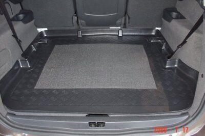Original TFS Kofferraumwanne Antirutsch Matte für Renault Grand Scenic III 2009- 2