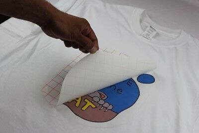 PPD A4 T Shirt Transfer Paper X 10 Sheets Only £6.14 Free P&P 7