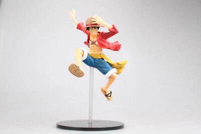 One Piece Monkey D Luffy Running Action Figures Pvc