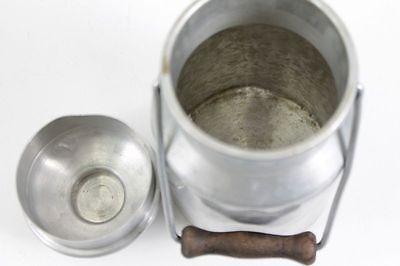 schöne alte Henkelkanne Kanne Becher Milchkanne 2