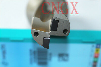 1P C32-4D33-136 WC06 U drill// indexable drill //33mm-4D with+2PCS WCMX 06T308