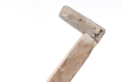 alter Griff Stil Sense Bauer old vintage Werkzeug Deko 3