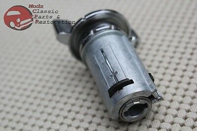 69-78 CAMARO CHEVELLE GM Chevy Ignition Lock Cylinder w/Square Keys Later  Style
