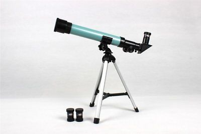 Telescopio Monoculare Astronomico Rifrangente Treppiede Cavalletto 20X 30X 40X 2