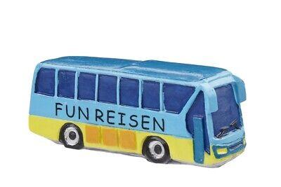 Mini Reisebus Miniatur Busreise Gutschein Basteln