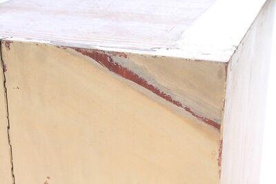 schöner alter Wandschrank Holz Holzschrank old vintage Schrank 8