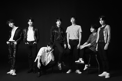 US SHIPPING BTS-[Love Yourself 轉 Tear]3rd RAN Album CD+Poster+etc+Pre-Order+Gift 3