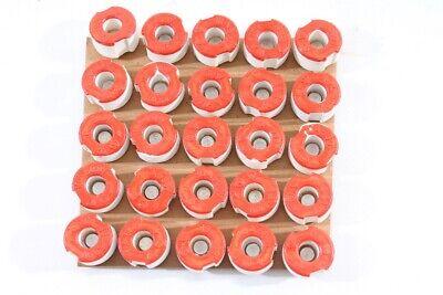 10 Piece Ceramics D Passeinsätze Limiter Rings for Screwgate Fuse 3