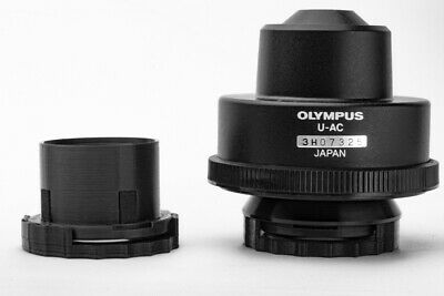 Olympus microscope condenser darkfield polarizing rotatable oblique insert set 4