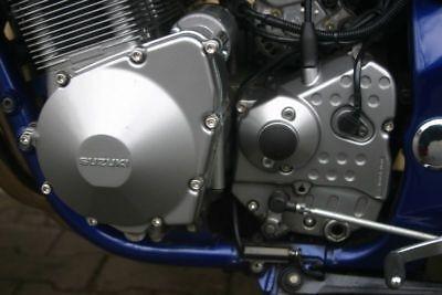 Kawasaki GPZ 900 R V2A Motorschraubensatz Edelstahl Super Optik