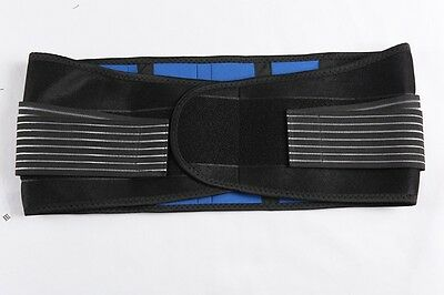 Neoprene Deluxe belt ~ Pain Relief~Double Pull Lumbar Lower, Back Support Brace 4