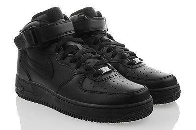 4cf3334dc5b906 ... Neu Schuhe NIKE AIR FORCE 1 MID High Top Exclusive Herren Sneaker Leder  Sale 7