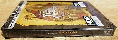 THE DARK CRYSTAL (1982) 4K UHD HDR + Blu-ray Best Buy Limited Edition STEELBOOK 3