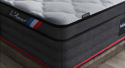 Queen Double King Single Mattress Size - Memory & Latex - Pocket Spring - 31cm 4