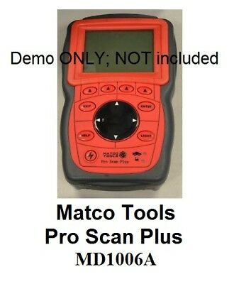 matco heavy duty scan tool