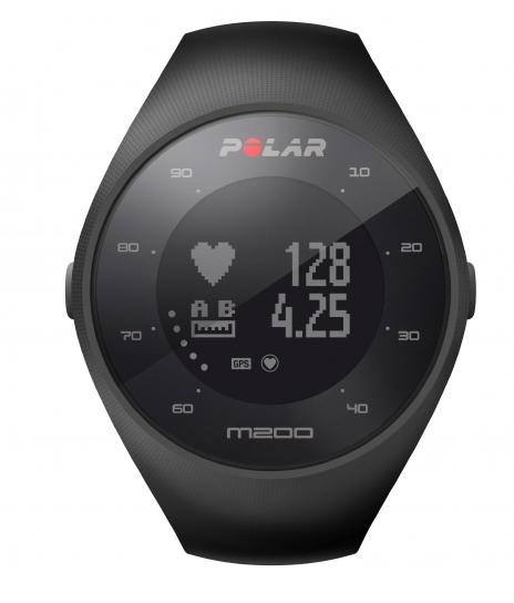 Reloj Deportivo Polar M200 con GPS y Frencuencia Cardiaca - Negro 2
