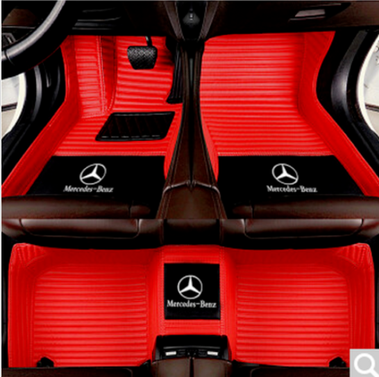 For Car Floor Mats BMW 3 Series E36 E46 E90 F30 G20 ,All Weather Floor Mats 2