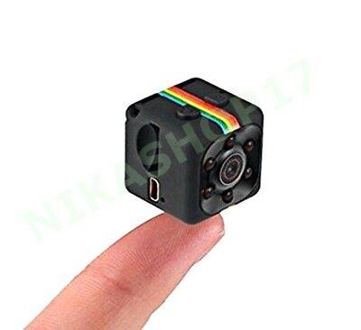 Telecamera Videocamera HD FULL 1080p Spia Visione Notturna Micro Camera SQ11 3