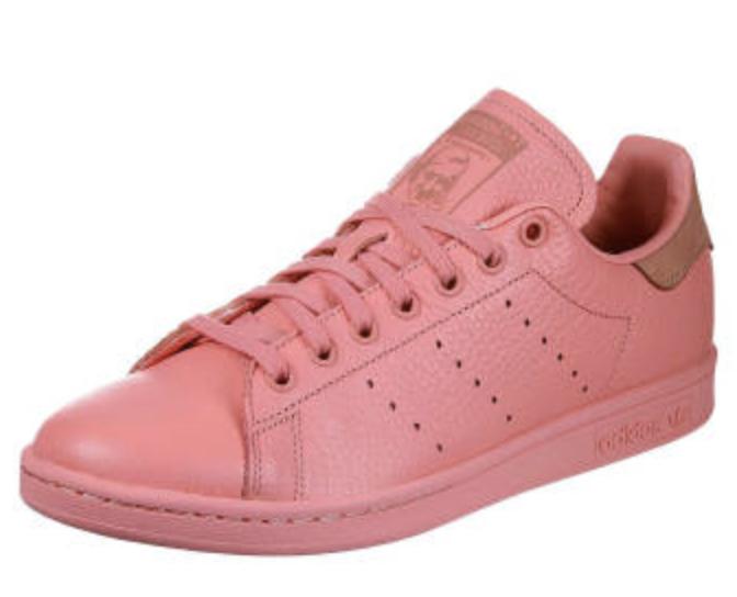 ADIDAS STAN SMITH W Sneaker Damen Damenschuhe Schuhe Leder