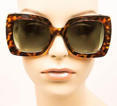 46424256d34 ... Large Oversized BOHO Big Butterfly Jackie O Square Sunglasses Glasses  OMG 6027 L 9