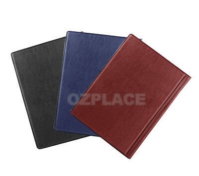 2x 120 Coin Holders Collection Storage Money Penny Pockets Album Book Collecting 11