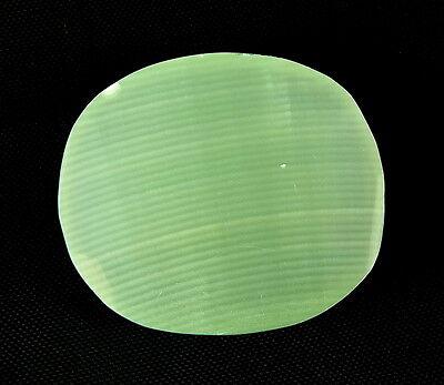 TOP CALCITE : 147,76 Ct Natürlicher Grüner Calcit / Kalzit aus Brasilien