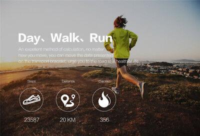 Smartwatch Cardiofrequenzimetro Da Polso Sport Bluetooth Gps Contapassi Calorie 7