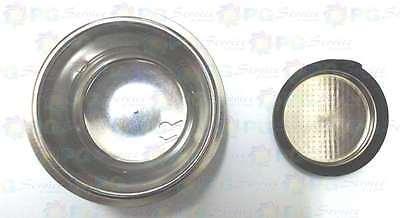Delonghi Filtro 2 tazze dosi polvere macchina caffè ECP31.21 ECP33.21 ECP35.31 3