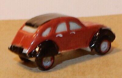 CITROEN 2CV 4X4 SABLE SAHARA 1961 MATE FEVE PORCELAINE 3D 1//160