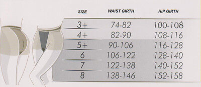 Plus Size Microfibre Semi Opaque Tighs ADRIAN PERLA 40 Denier -Sizes L to XXXXL 2