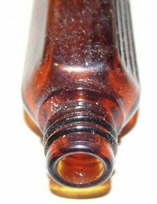 2 kleine Apothekenflaschen braun und weiss Drogerie Pharmazie Apotheke 3