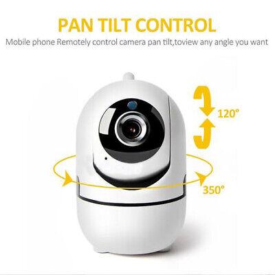 Wireless Telecamera HD 1080P WiFi IP Camera MOTORIZZATA RETE INTERNET 360 IR 5