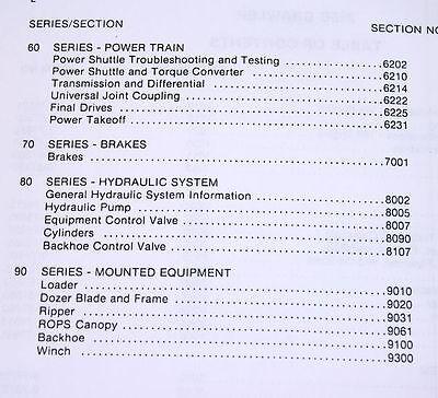Case 350b crawler dozer loader service manual parts catalog repair 2 of 12 case 350b crawler dozer loader service manual parts catalog repair shop book fandeluxe Choice Image