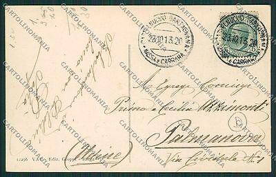 Lucca Castelnuovo Garfagnana cartolina QQ2880