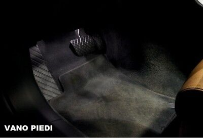 KIT INTERNI LED COMPLETO WHITE LIGHT 6000K PEUGEOT 3008