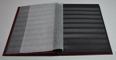 A4 Stock Book Stamp Album with a Choice of White or Black pages - From  £4.95 8