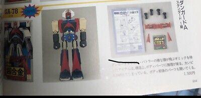 Danguard Ace GA-78 Shins Repro